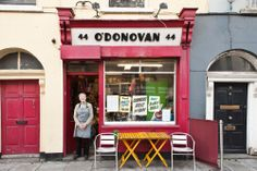 Shopfronts of Dublin: a very lovely photo project indeed · TheJournal. Dublin, Photo Projects, Very Lovely, Store Fronts, Architecture, Stuff To Do, City, Irene, Shop