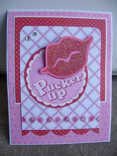 Pucker Up - Scrapbook.com