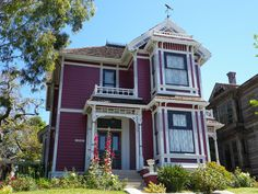 Places of Fancy: Halliwell Manor Halliwell Manor is the home of the eponymous witches in the defunct TV show Charmed. Supposedly located at 1329 Prescott Street in San Francisco.  In real life however, it is just another stately Eastlake-style home in Angelino Heights in Los Angeles. But the house is numbered 1329 too, albeit on Carroll Avenue. Erected in 1887 for LA councilor Daniel Innes, the house was used almost exclusively for exterior shots, except for the pilot episode of Charmed.