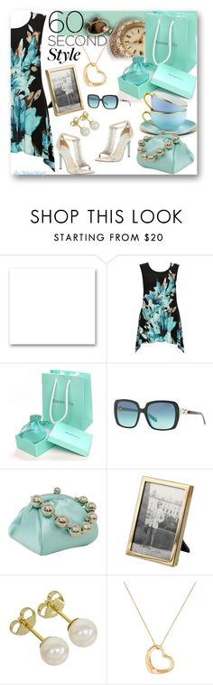 """""""60 SECOND STYLE"""" by whitewolf ❤ liked on Polyvore featuring St. John, M&Co and Tiffany & Co."""