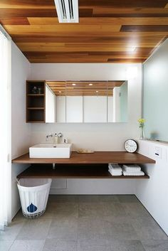 Bathroom Shower Ideas to Expand on Your Experience Bathroom Toilets, Laundry In Bathroom, Bathroom Renovations, Home Renovation, Modern Interior Design, Interior Styling, Muji Home, Japanese Style House, Japanese Bathroom