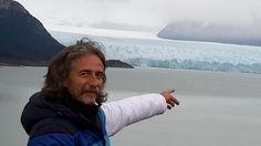 El Calafate, Buzullar, Patagonya