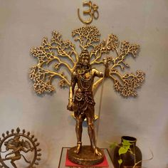 Baby Krishna, Candle Sconces, House Warming, Home Goods, Wall Lights, Bronze, Home Decor, Appliques, Decoration Home