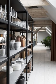 vosgesparis: A VIPP loft in Copenhagen you can call yours for the night