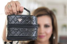A luxe jewelry travel case under $50