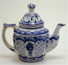 Teapots from around the world -website