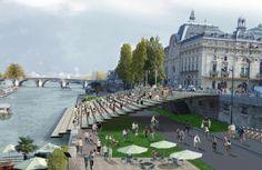 Berges de Seine, le projet avance