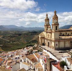 Pueblos blancos de Cádiz: Olvera.
