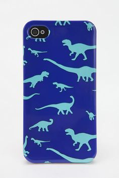 Fun Stuff Dinos iPhone 4/4s Case #urbanoutfitters