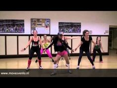 Zumba!  I could do this video and I love the song.