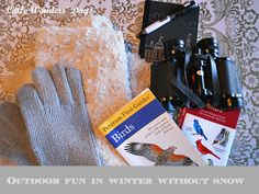 10 After School Activities to try in January {Outdoor fun in winter without snow}