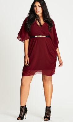 Ruby Wrap Dress