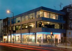 Chelsea Lofts, London - UK Lofts, Belgium, Chelsea, London, Mansions, House Styles, Home Decor, Loft Room, Loft