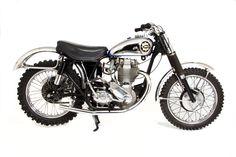 1961 BSA Cataline Scrambler