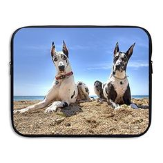 Creative Dogs Great Dane Dog Design Laptop Sleeve Case Protective Bag Briefcase Sleeve Bags Cover For 15 Inch Macbook /Ultrabook/Notebook/Laptop #Creative #Dogs #Great #Dane #Design #Laptop #Sleeve #Case #Protective #Briefcase #Bags #Cover #Inch #Macbook #/Ultrabook/Notebook/Laptop