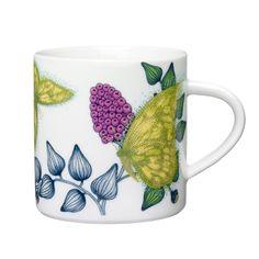 Arabia Runo neitoperho mug