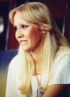 ABBAmazing — abbas-best-fans:   Agnetha 1977 ❤️ all-about-abba...