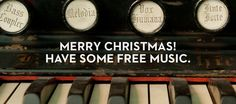 Merry Christmas! Here's a Christmas gift from Mars Hill Church to you!