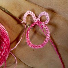 landa Diy And Crafts, Crafts For Kids, Chrochet, Free Pattern, Crochet Earrings, Knitting, Inspiration, Jewelry, Tips