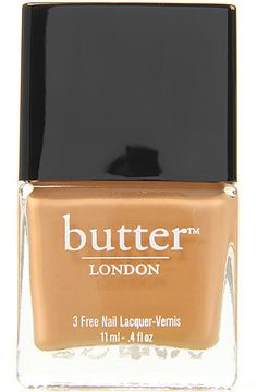 butter London Nail Lacquer in Tea and Toast