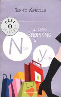 I love shopping a New York - Sophie Kinsella
