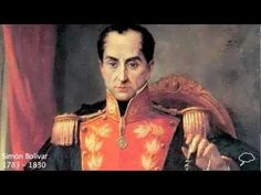 Simon Bolivar Biography - Liberation of South America  (C1, Wk 23)