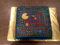 Belinda's 40th birthday cake