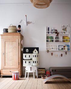 Adorable Vintage Kids Playroom Ideas to Inspire You - Vanessa Caroline Bokaemper - Beyond Binary