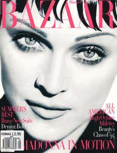 Bazaar May 1994 - Madonna