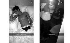 Cameron Dallas é o novo boy da Calvin Klein