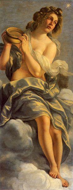 Artemisia gentileschi - Alegoría de la inclinación