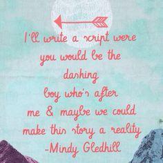 Songtext von Mindy Gledhill - All About Your Heart Lyrics