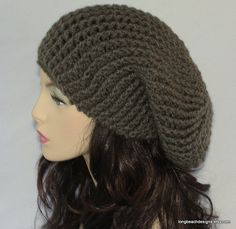 crochet hat pattern Providence Slouchy Hat permission to sell finished product