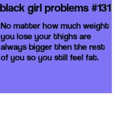 This is my problem and I'm not black. hip problems funny