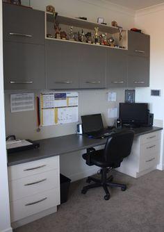 Built in Desk