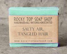 Salty Air, Tangled Hair
