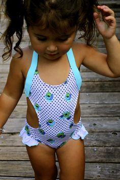 Kimi & Li Bikini 2014  Bella Bow  shop.... www.kimiandlibikini.com kids & baby bikinis