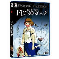 Dvd Manga DVD Princesse Mononoké