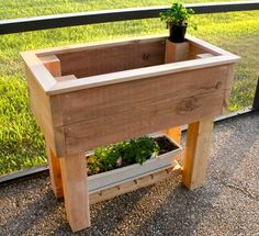 Raised Planter-for herbs?