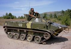 Armoured Fighting Vehicle | BMD-1 airborne infantry armoured fighting vehicle technical data sheet ...