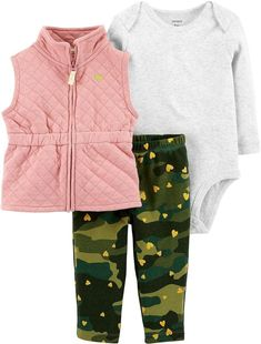 Mixed Items & Lots Sporting Lot Baby Gap Cardigan~old Navy Cozy Pants~new Heart Bodysuit Girls Sz 3-6 M