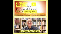 CERTEZA PROFÉTICA Pastor Samuel, Samuel Ramos, Pasta, Cover, Books, Revelation 21, The Prophet, Libros, Book