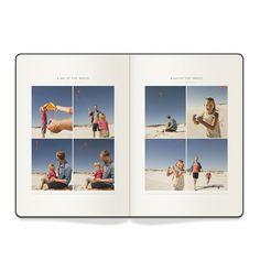 Moleskine Photo Book—such a beautiful idea.
