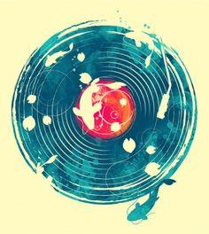-- Let the beat drop...let it swim in your veins...