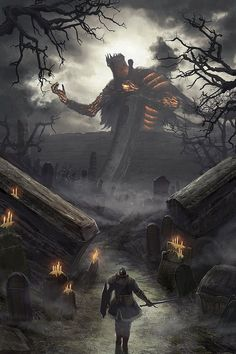 yhorm the giant wallpaper ~ yhorm the giant ; yhorm the giant art ; yhorm the giant wallpaper ; yhorm the giant dark souls 3 Dark Souls 3, Arte Dark Souls, Dark Fantasy Art, Fantasy Artwork, Dark Art, Fantasy Creatures, Mythical Creatures, Illustration Fantasy, Soul Saga