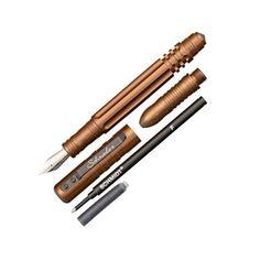 Tactical Fountain Pen