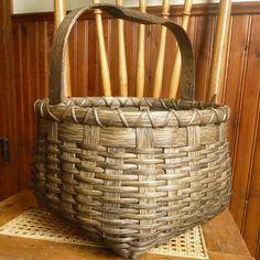 Love it - her whole shop is baskets. Basketgasm!