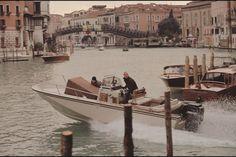Venice, Italian Job style