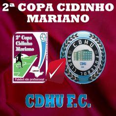 JE & M Eventos Esportivos: CDHU F.C. CONFIRMADO NA 2ª COPA CIDINHO MARIANO.