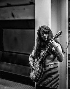 The Banjo Player | Flickr - Photo Sharing!